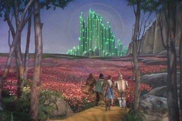 Резултат с изображение за wizard of oz emerald city